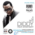 """Diddy Post-Fight Night Party Palms Vegas"""