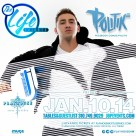 """Playhouse Hollywood Fridays 2014 January 10 flyer 800x800"""