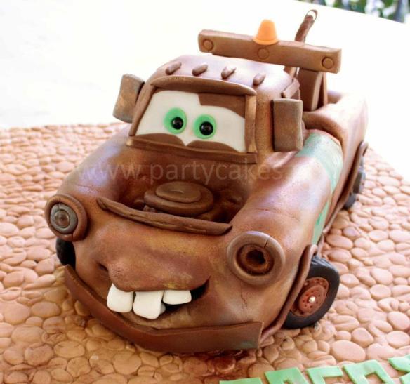 Mater cake τουρτα μπαρμπας