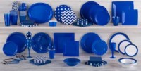 Royal Blue Tableware - Royal Blue Party Supplies | Party City