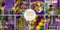 Mardi Gras Decorations - Party City