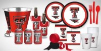Texas Tech Red Raiders Party Supplies - Party City