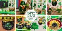 St. Patrick's Day Decorations - Hanging, Table & Balloon ...