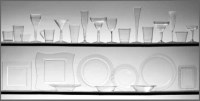 Clear Plastic Tableware - Clear Plastic Plates, Cups ...