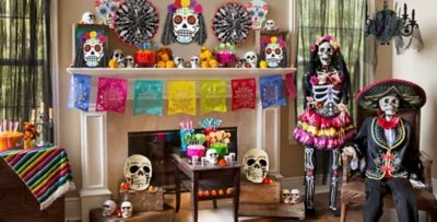 Day of the Dead Decorations & Supplies