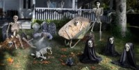 Halloween Skeletons & Skeleton Decorations - Halloween ...