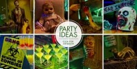 Zombie Decorations - Zombie Party Supplies - Party City