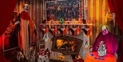 Creepy Carnival Decorations