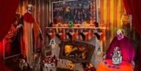 Creepy Carnival Decorations - Creepy Clown Props - Party City