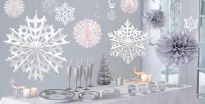Winter Wonderland Theme Party Winter Wonderland