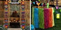 Luau Decorations - Hanging & Wall Decorations | Party City