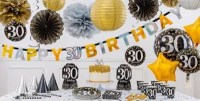 Sparkling Celebration 30th Birthday Party Supplies - Party ...