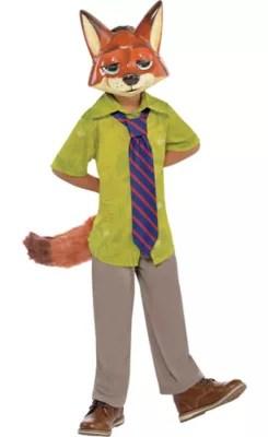 Toddler Boys Nick Wilde Costume Zootopia