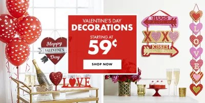 Valentines Home Decorations