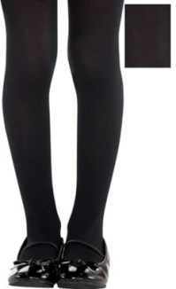 Black Tights for Toddlers - Party City