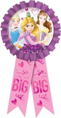Disney Princess Award Ribbon 3in x 5 12in  Party City