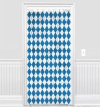 Fringe Oktoberfest Doorway Curtain 36in x 96in