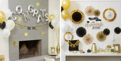 Graduation Wall Decorations Party City