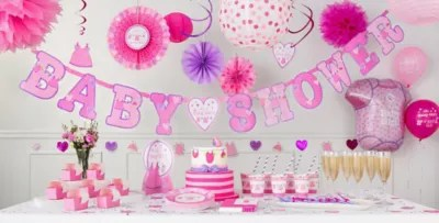 Its a Girl Baby Shower Decorations  Party City