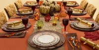 Thanksgiving Premium Tableware