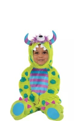 Baby Monster Mash Costume Deluxe Party City