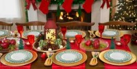 Premium Christmas Tableware