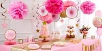Pink Twinkle Twinkle Little Star Gender-Reveal Baby Shower ...
