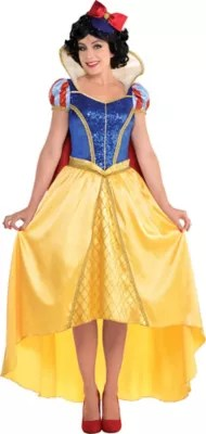Adult Snow White Costume Couture - Snow White and the ...
