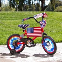 4th of July Bike Decorating Ideas - Patriotic Party Ideas ...