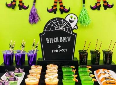 Kid Friendly Halloween Drink Ideas Party City