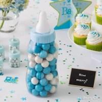 Blue Safari Boy's Baby Shower Ideas - Party City