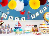 Nautical Baby Shower Ideas - Party City