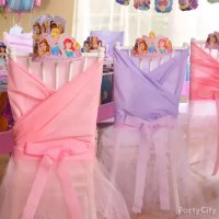 Disney Princess Chair Decorating DIY - Party City