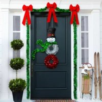 Party City Christmas Door Decorations