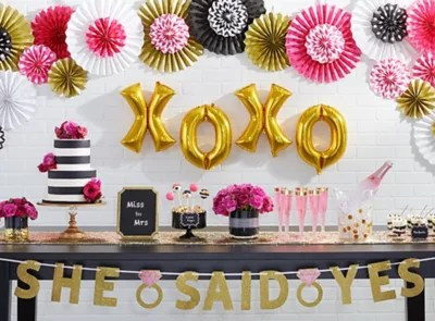 Bridal Shower Ideas - Party City