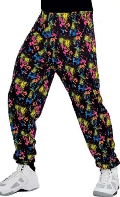 80s Muscle Pants  Party City