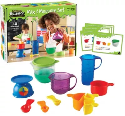 Primary Science Mix Measure Set 22pc Party City