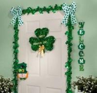 St. Patrick's Day Door Decorating Kit - St. Patricks Day ...