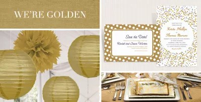 Shop by Color Wedding Decorations  Party Supplies
