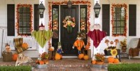 Thanksgiving Outdoor Decorations - Party City