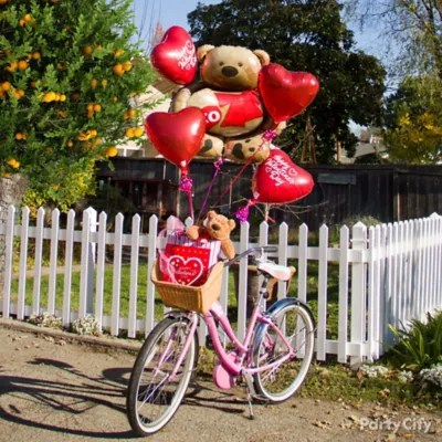 Valentines Day Balloons Ideas Party City Party City