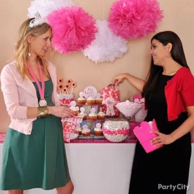 Baby Shower Candy Buffet Ideas