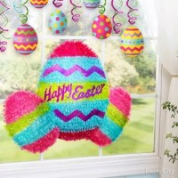 Easter Window Decorating Idea - Party City