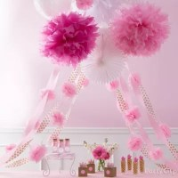Princess Baby Shower Decoration Idea