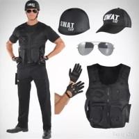 Mens SWAT Costume Idea - Top Men's Halloween Costume Ideas ...