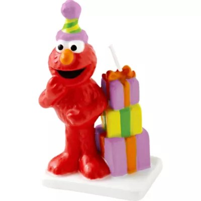 Elmo Candle Party City