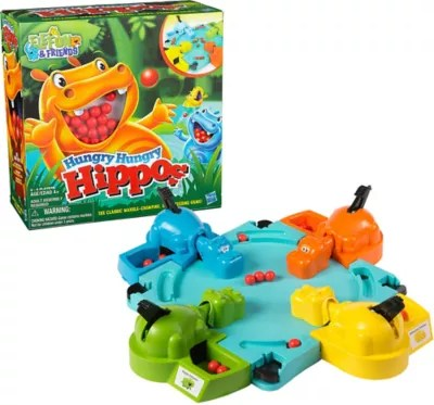 Hungry Hungry Hippos Game Party City