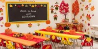 Fall Classroom Decorations