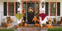 Fall Outdoor Decorations - Party City