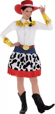 Adult Jessie Costume Deluxe Toy Story Party City